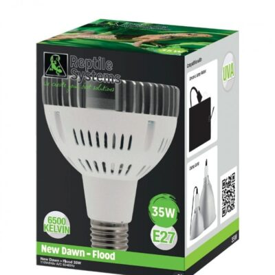 Reptile Systems 35w New Dawn Flood Lamp
