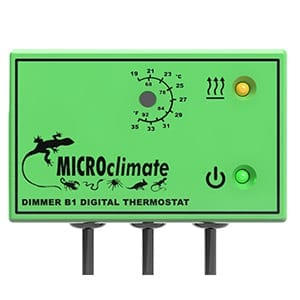 Microclimate B1 Digital Dimming Thermostat