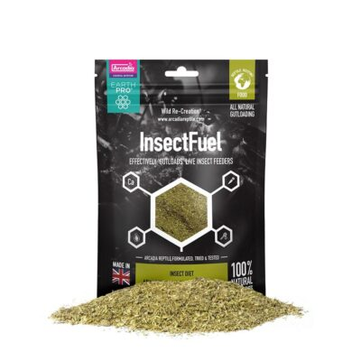 Arcadia Earth Pro Insect Fuel Dry Foods