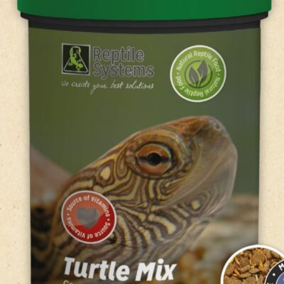 Reptile Systems Turtle Mix Dry Foods
