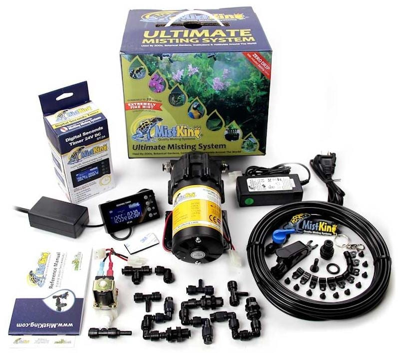 Mistking Ultimate Misting System 5.0 Humidity